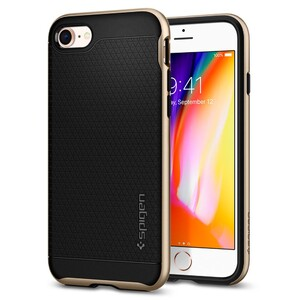 Купить Чехол Spigen Neo Hybrid 2 Champagne Gold для iPhone 8/7