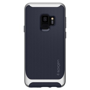 Купить Чехол Spigen Neo Hybrid Arctic Silver для Samsung Galaxy S9