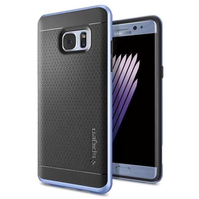 Чехол Spigen Neo Hybrid Blue Coral для Samsung Galaxy Note 7