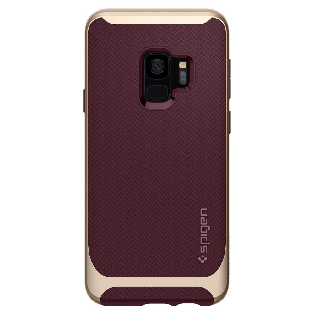 Чехол Spigen Neo Hybrid Burgungy для Samsung Galaxy S9
