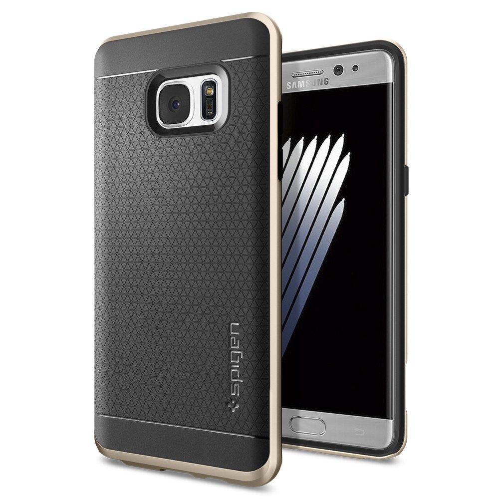 Купить Чехол Spigen Neo Hybrid Champagne Gold для Samsung Galaxy Note 7