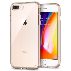 Купить Чехол Spigen Neo Hybrid Crystal 2 Champagne Gold для iPhone 8 Plus/7 Plus
