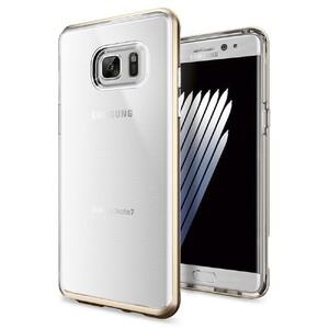 Купить Чехол Spigen Neo Hybrid Crystal Champagne Gold для Samsung Galaxy Note 7