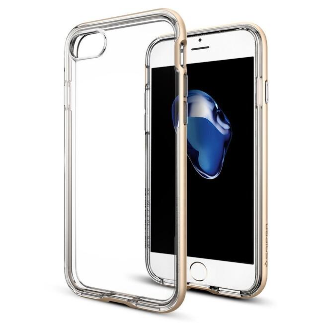 Чехол Spigen Neo Hybrid Crystal Champagne Gold для iPhone 7