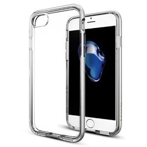 Купить Чехол Spigen Neo Hybrid Crystal Satin Silver для iPhone 7/8