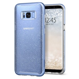 Купить Чехол Spigen Neo Hybrid Crystal Glitter Blue Quartz для Samsung Galaxy S8
