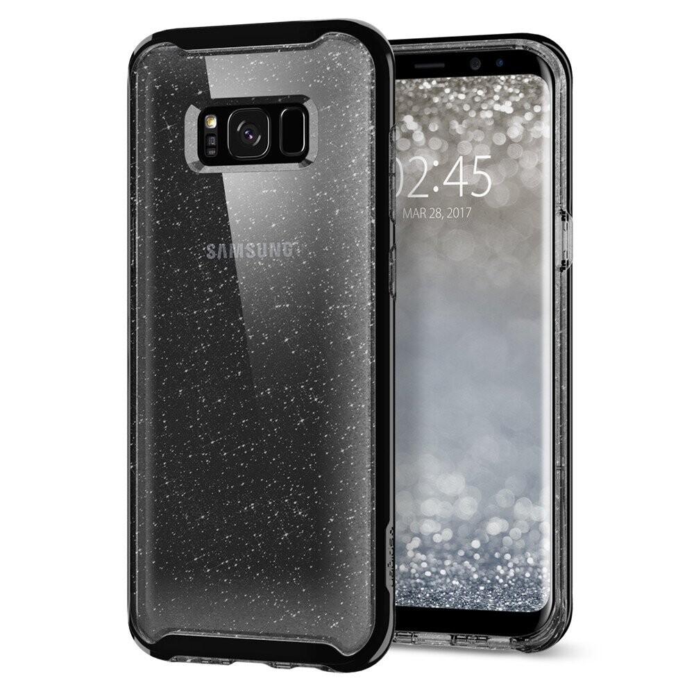 Spigen Neo Hybrid Crystal Glitter Space Quartz Samsung Case For Lg G5 Se Gunmetal Galaxy S8 Plus