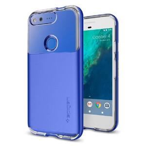 Купить Чехол Spigen Neo Hybrid Crystal Electric Blue для Google Pixel