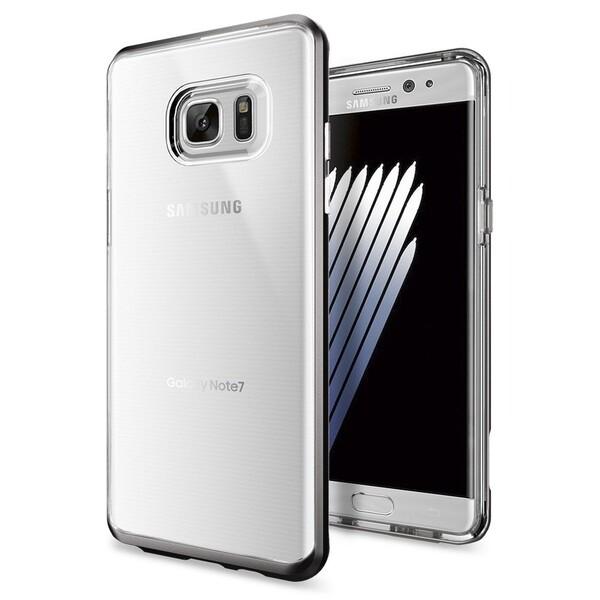 Чехол Spigen Neo Hybrid Crystal Gunmetal для Samsung Galaxy Note 7