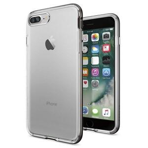 Купить Чехол Spigen Neo Hybrid Crystal Gunmetal для iPhone 7 Plus
