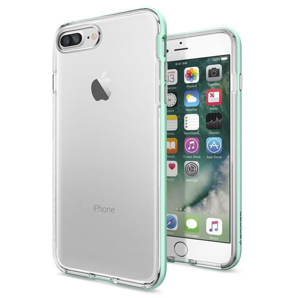 Чехол Spigen Neo Hybrid Crystal Mint для iPhone 7 Plus