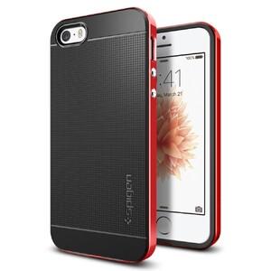 Купить Чехол Spigen Neo Hybrid Dante Red для iPhone SE/5S/5
