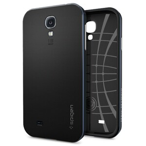 Купить Чехол Spigen Neo Hybrid Metal Slate для Samsung Galaxy S4