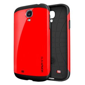 Купить Чехол Spigen Slim Armor Red для Samsung Galaxy S4