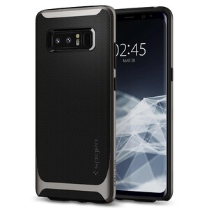 Купить Чехол Spigen Neo Hybrid Gunmetal для Samsung Galaxy Note 8