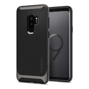 Купить Чехол Spigen Neo Hybrid Gunmetal для Samsung Galaxy S9 Plus