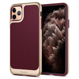 Купить Противоударный чехол Spigen Neo Hybrid Burgundy для iPhone 11 Pro Max