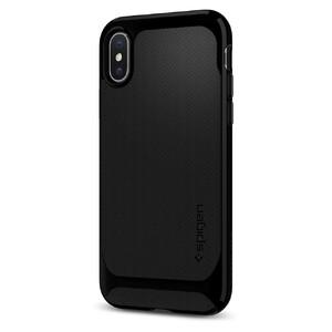 Купить Чехол Spigen Neo Hybrid Jet Black для iPhone X/XS