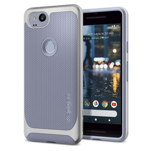 Купить Чехол Spigen Neo Hybrid Kinda Blue для Google Pixel 2