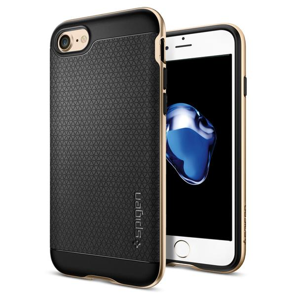 Чехол Spigen Neo Hybrid Champagne Gold для iPhone 7