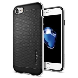 Купить Чехол Spigen Neo Hybrid Satin Silver для iPhone 7/8