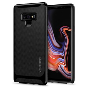 Купить Чехол Spigen Neo Hybrid Midnight Black для Samsung Galaxy Note 9