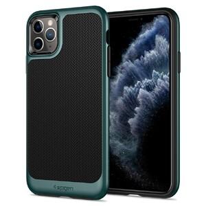 Купить Противоударный чехол Spigen Neo Hybrid Midnight Green для iPhone 11 Pro Max