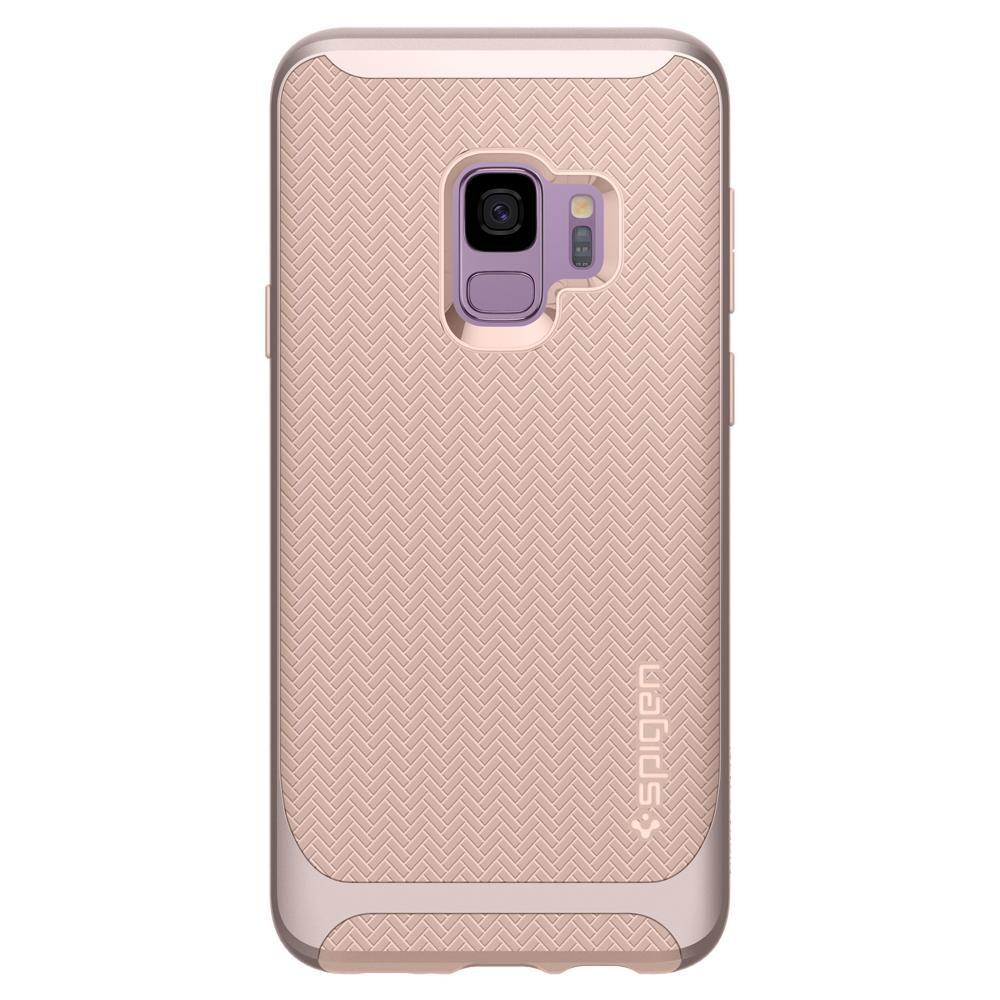 Чехол Spigen Neo Hybrid Pale Dogwood для Samsung Galaxy S9