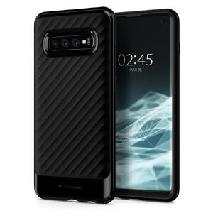Купить Противоударный чехол Spigen Neo Hybrid Midnight Black для Samsung Galaxy S10