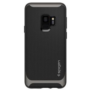 Купить Чехол Spigen Neo Hybrid Gunmetal для Samsung Galaxy S9