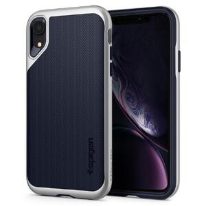 Купить Чехол Spigen Neo Hybrid Satin Silver для iPhone XR