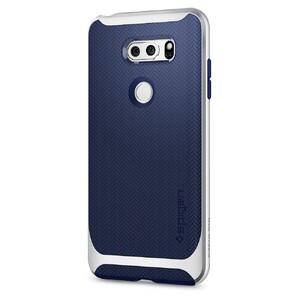 Купить Чехол Spigen Neo Hybrid Satin Silver для LG V30