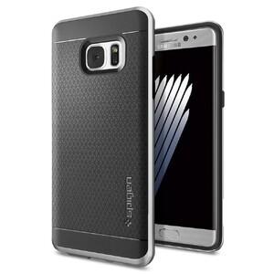 Купить Чехол Spigen Neo Hybrid Satin Silver для Samsung Galaxy Note 7