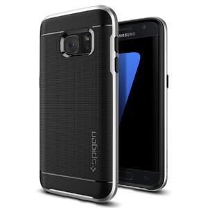 Купить Чехол Spigen Neo Hybrid Satin Silver для Samsung Galaxy S7