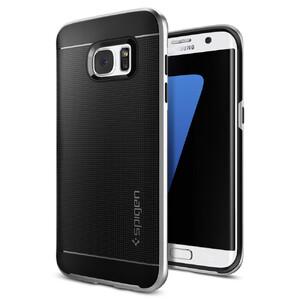 Купить Чехол Spigen Neo Hybrid Satin Silver для Samsung Galaxy S7 edge