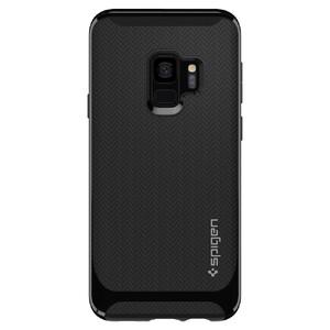 Купить Чехол Spigen Neo Hybrid Shiny Black для Samsung Galaxy S9