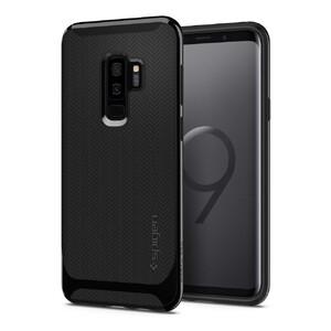 Купить Чехол Spigen Neo Hybrid Shiny Black для Samsung Galaxy S9 Plus
