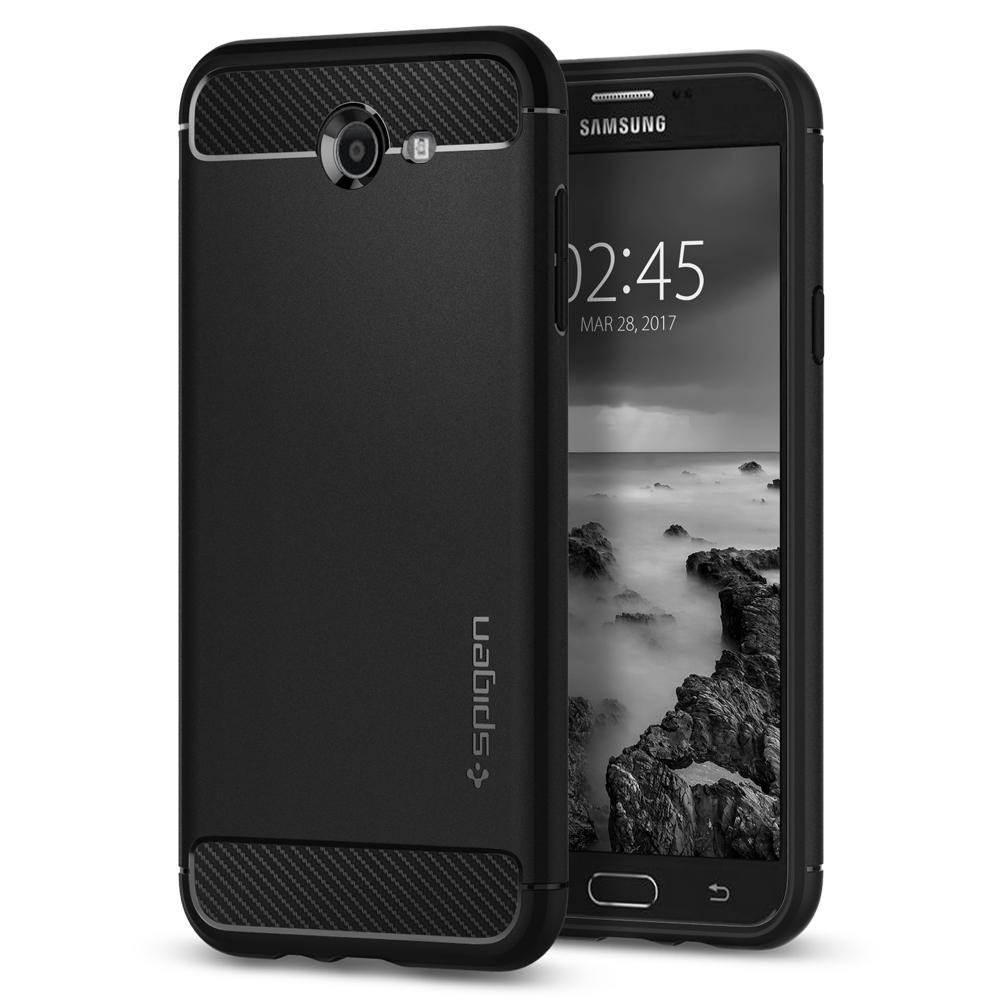 Купить Чехол Spigen Rugged Armor для Samsung Galaxy J7 (2017) | J7 Prime