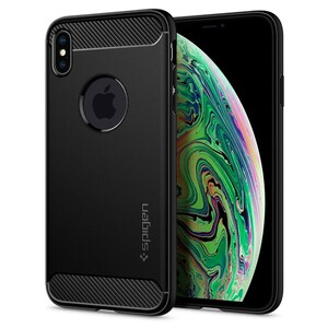 Купить Чехол Spigen Rugged Armor для iPhone XS Max