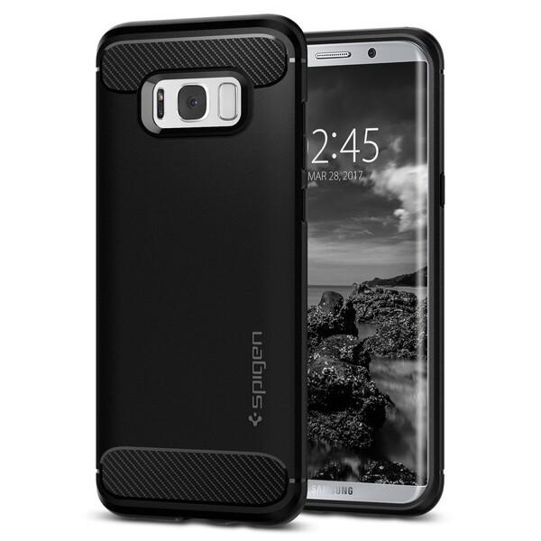 Чехол Spigen Rugged Armor для Samsung Galaxy S8 Plus