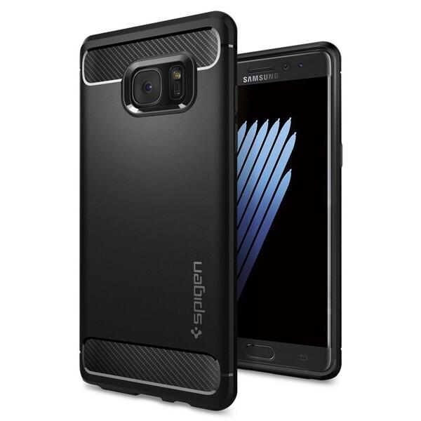 Чехол Spigen Rugged Armor для Samsung Galaxy Note 7