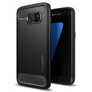 Купить Чехол Spigen Rugged Armor для Samsung Galaxy S7 edge
