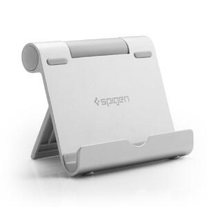 Купить Алюминиевая подставка Spigen S320 Silver для iPhone/iPad