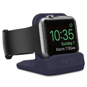 Купить Подставка Spigen S350 Midnight Blue для Apple Watch