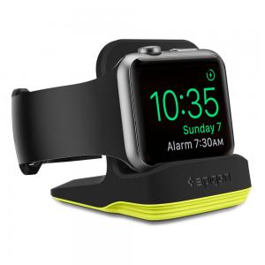 Купить Подставка Spigen S350 Volt Black для Apple Watch