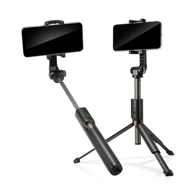 Bluetooth монопод Spigen S540W Selfie Stick Tripod