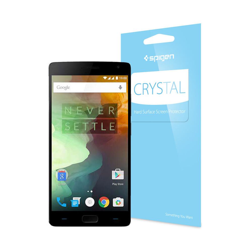 Защитная пленка Spigen Crystal для OnePlus 2
