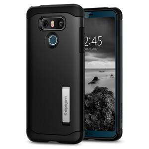 Купить Чехол Spigen Slim Armor Black для LG G6