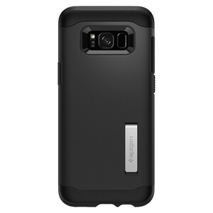 Купить Чехол Spigen Slim Armor Black для Samsung Galaxy S8 Plus