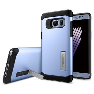 Купить Чехол Spigen Slim Armor Blue Coral для Samsung Galaxy Note 7